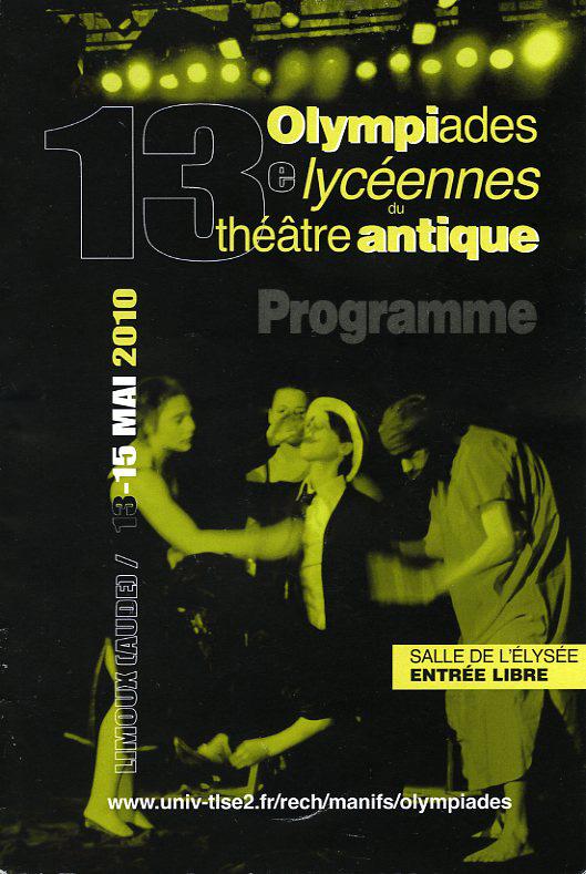 Olympiades Lycéennes - Univ Toulouse